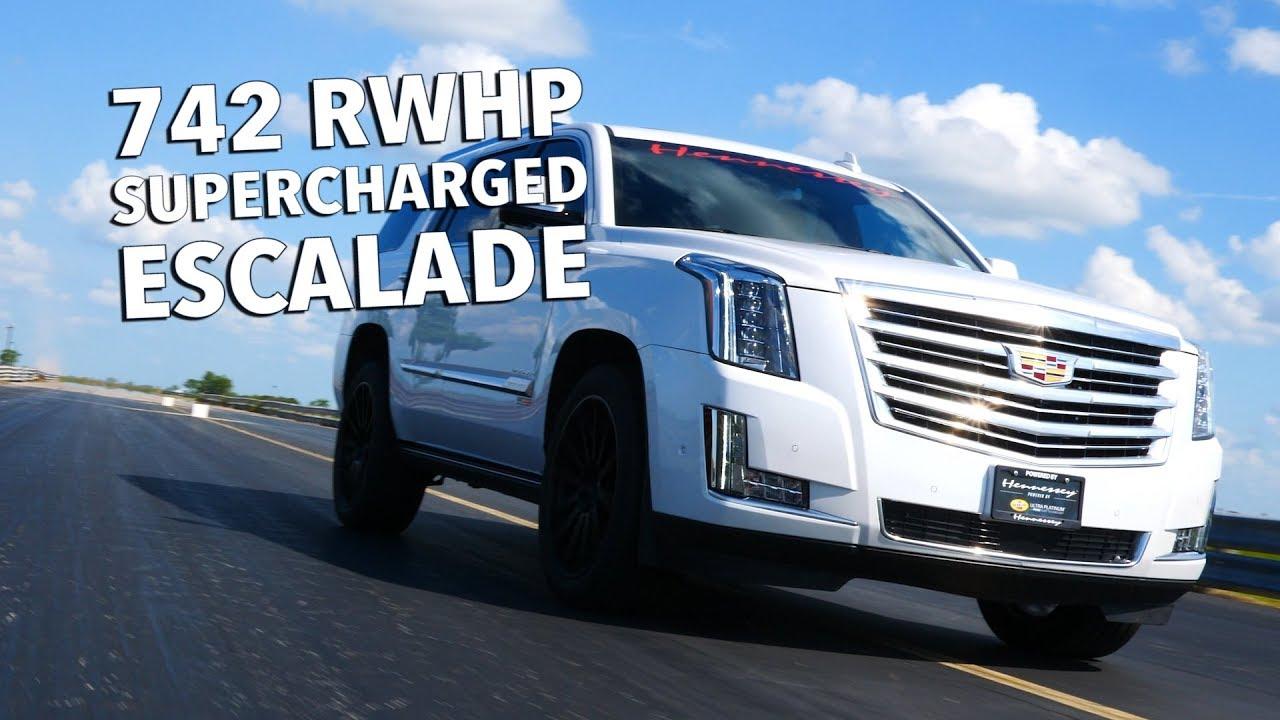 Своими глазами: сборка 740-сильного Cadillac Escalade (ВИДЕО)