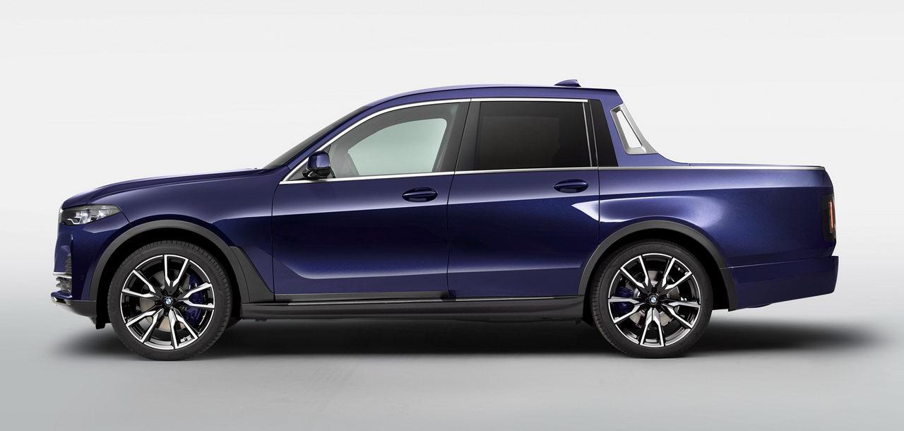 BMW X8 pickup