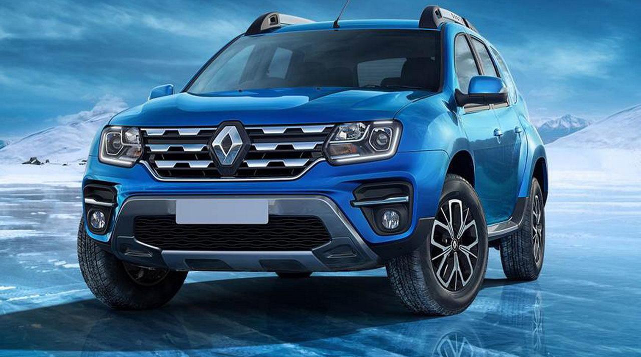 Renault обновил старый Duster