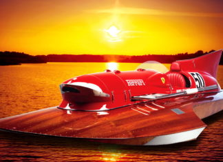 Timossi-Ferrari Arno XI