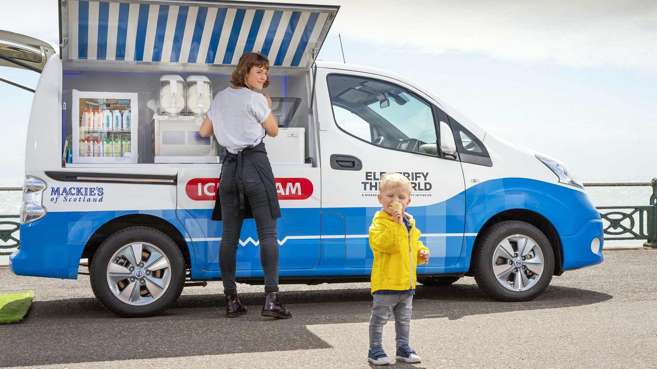 nissan-electric-ice-cream