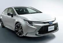 Toyota Corolla Japan