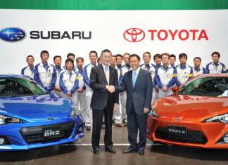Toyota-Subaru