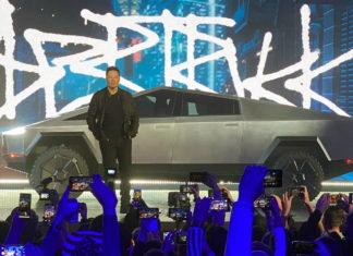 Tesla's new Cybertruck