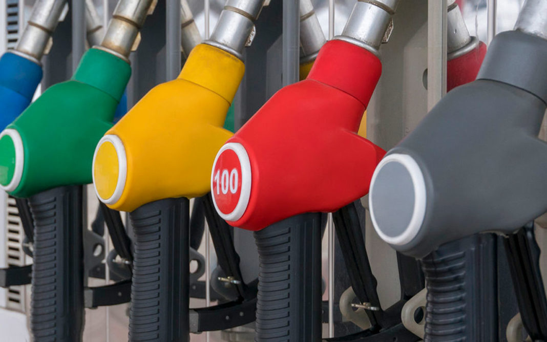 Бензин А-100