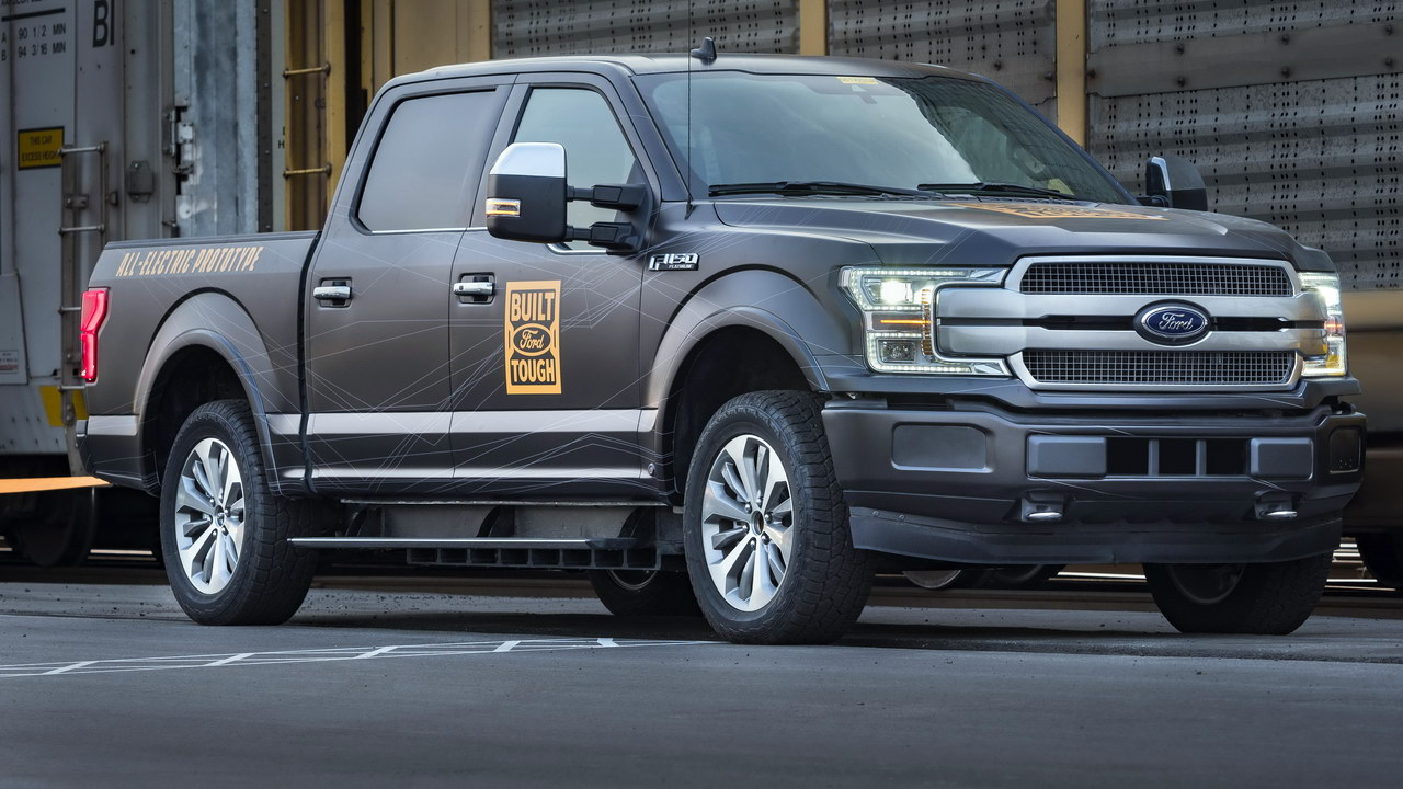 all-electric-f-150