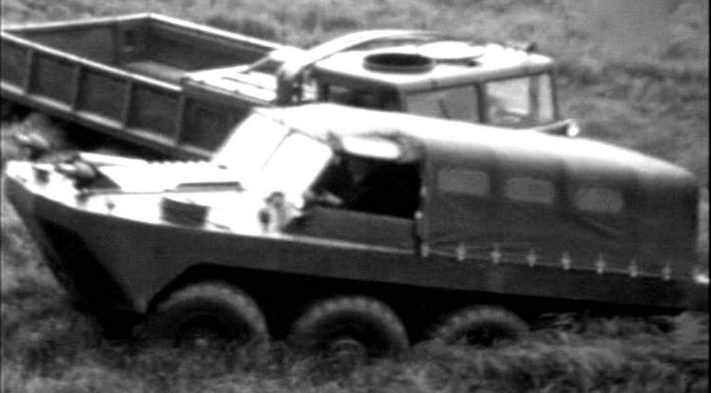 ГАЗ-62П