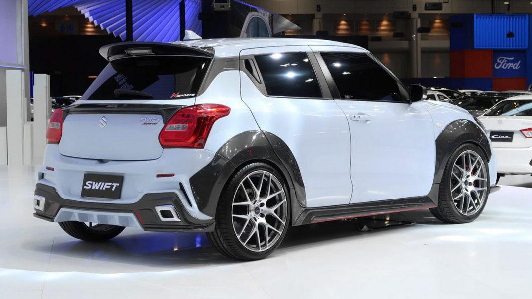 Suzuki Swift Extreme