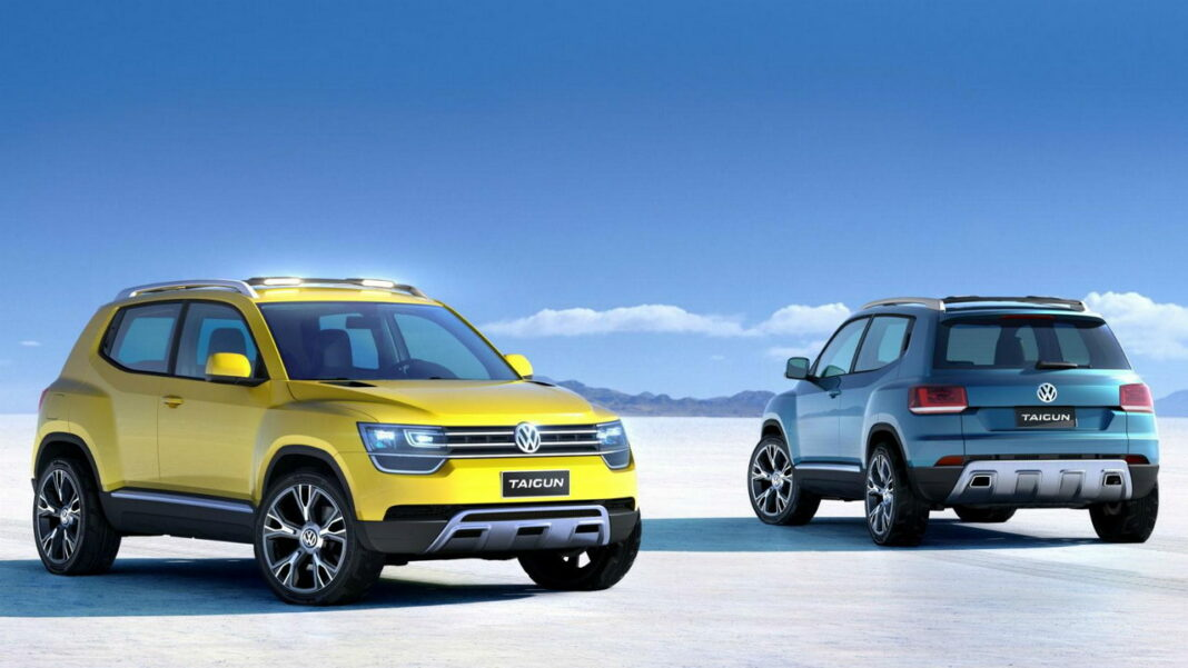 VW cross