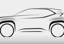 Toyota small SUV