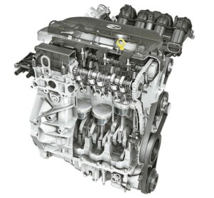 Engine Mazda