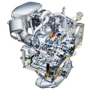 Engine Subaru