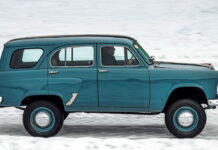 Moskvich-411