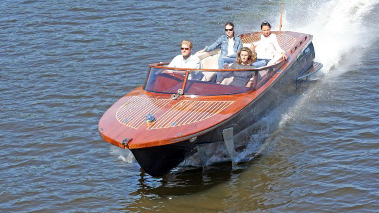 Volga Hydrofoil