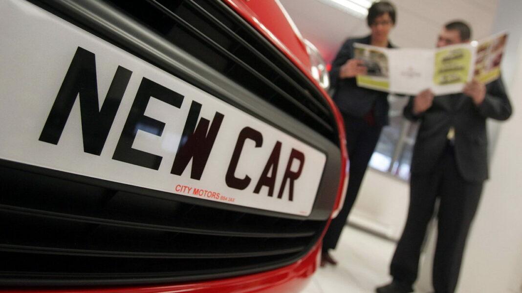 sales car