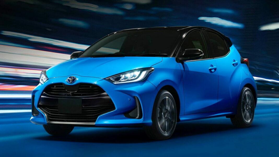 Toyota Yaris SUV