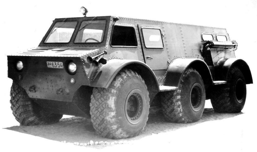 ЗИЛ-136