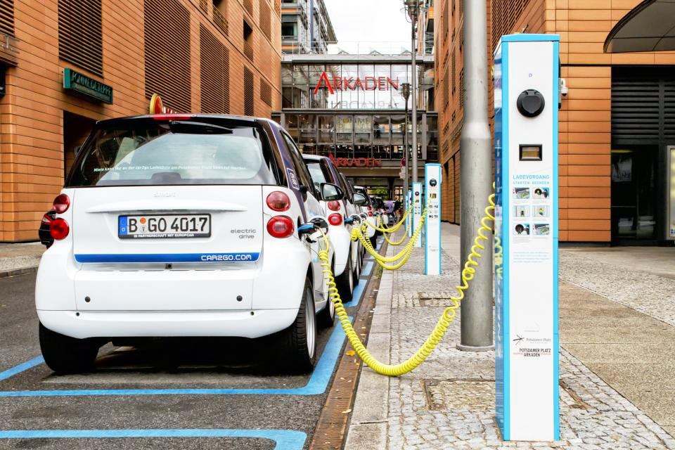 electric car Germany