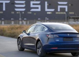 Tesla China Model 3