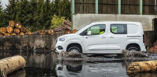 Opel Combo Cargo 4x4