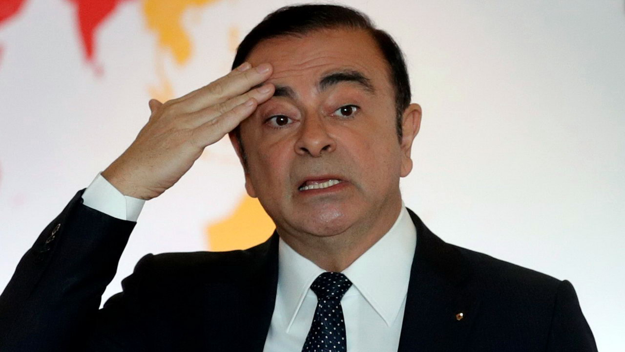 Carlos Ghosn escape
