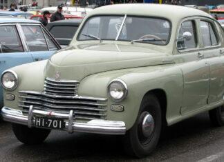 GAZ-M-20