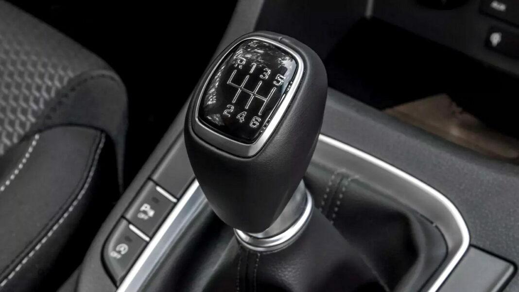 Hyundai gear