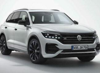 Volkswagen Touareg V8 Last Edition