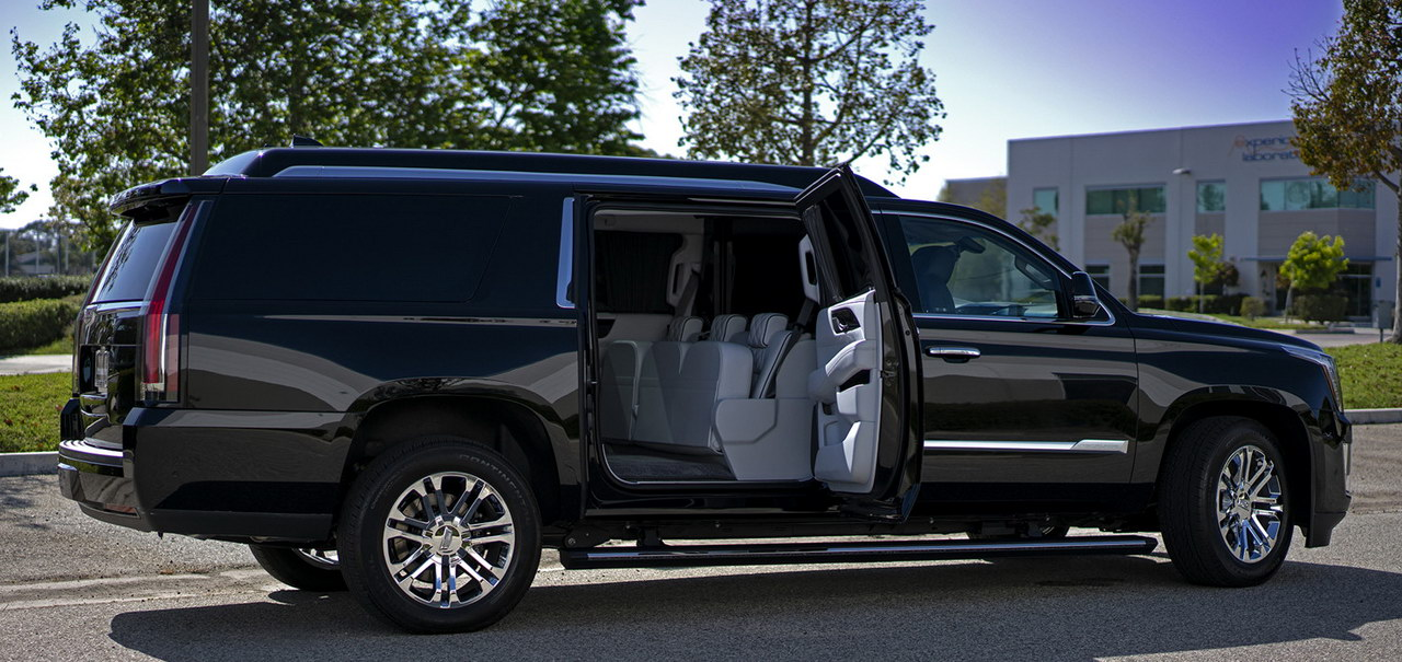 Stallone Cadillac