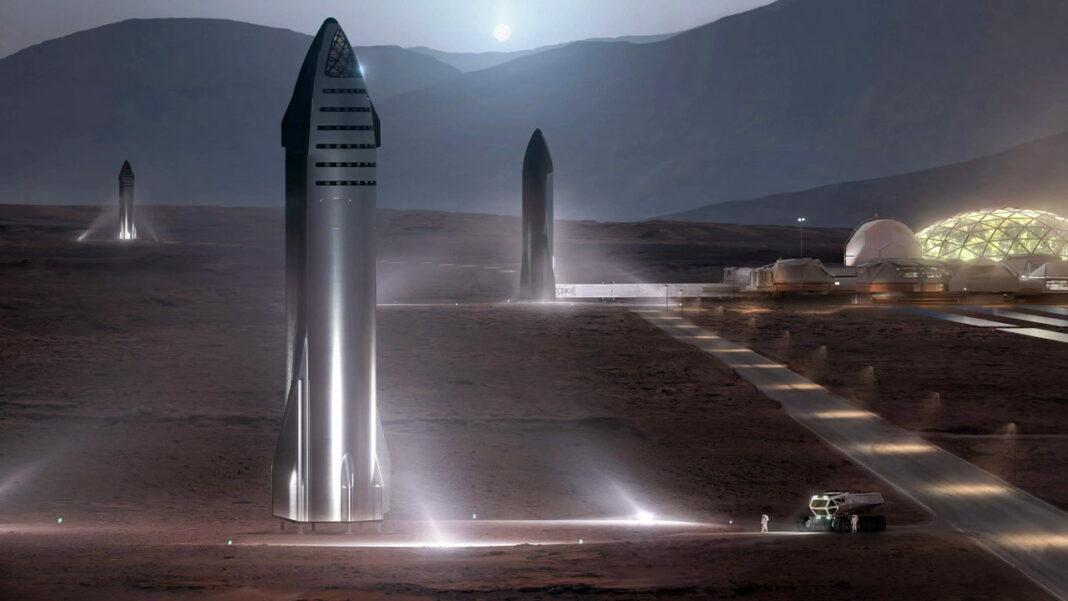 Tesla SpaceX