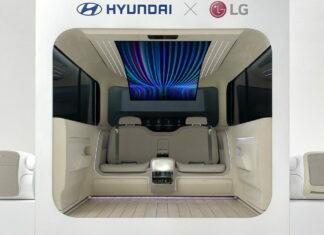 Hyundai salon