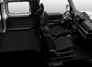 Suzuki Jimny truck