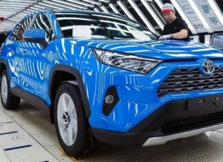 Brand Toyota