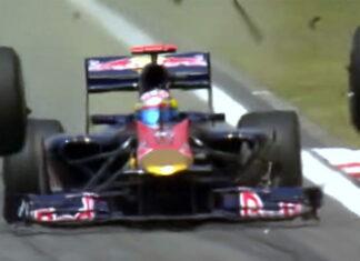 Buemi F1