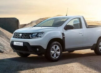 Duster Pick-up