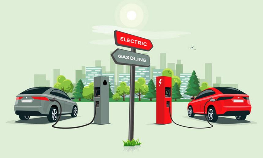 электрокар vs ДВС