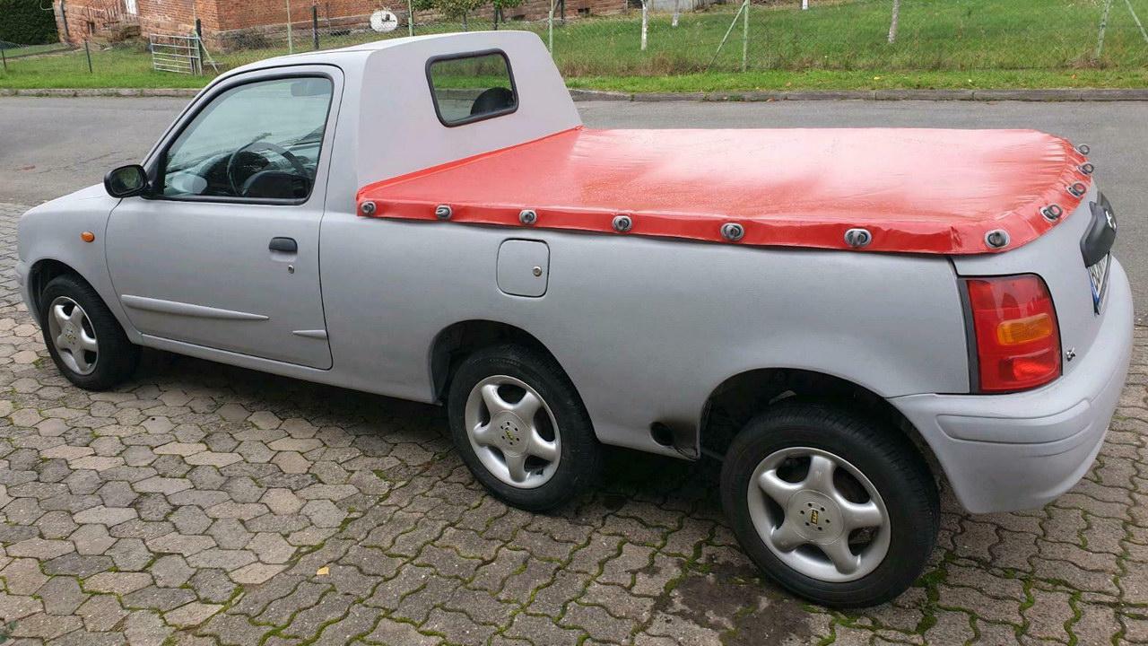 Nissan Micra ebay