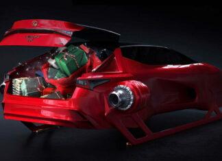 Lexus HX Sleigh