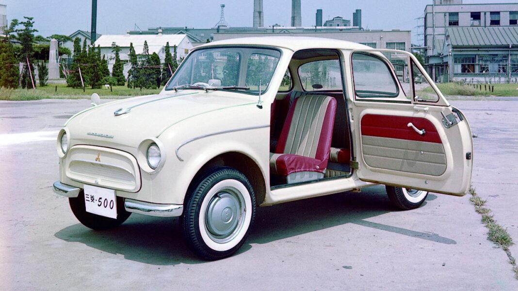 Mitsubishi 500