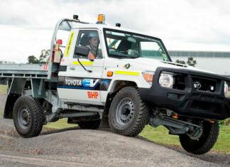 Toyota Land Cruiser EV