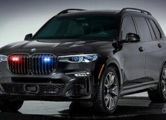 BMW X7 Armored