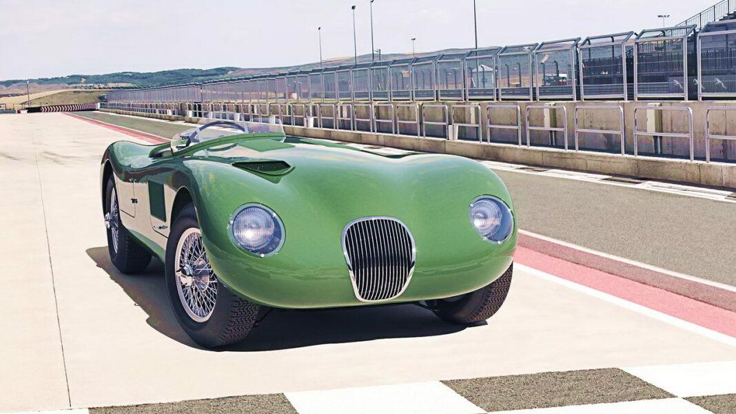 Jaguar С-type