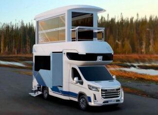 Maxus V90 Life Home V90 Villa Edition
