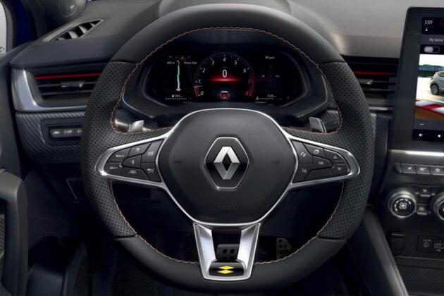 Renault Captur RS Line