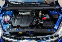 Chery engine