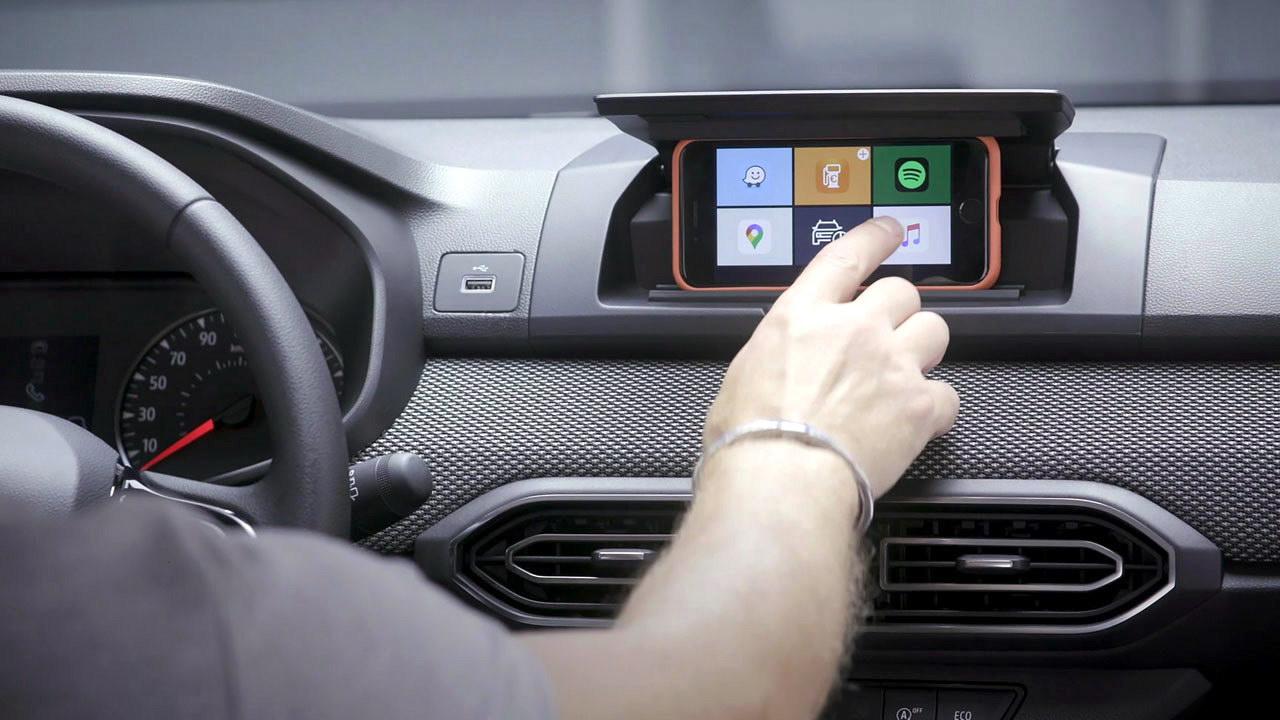 Renault Media Control