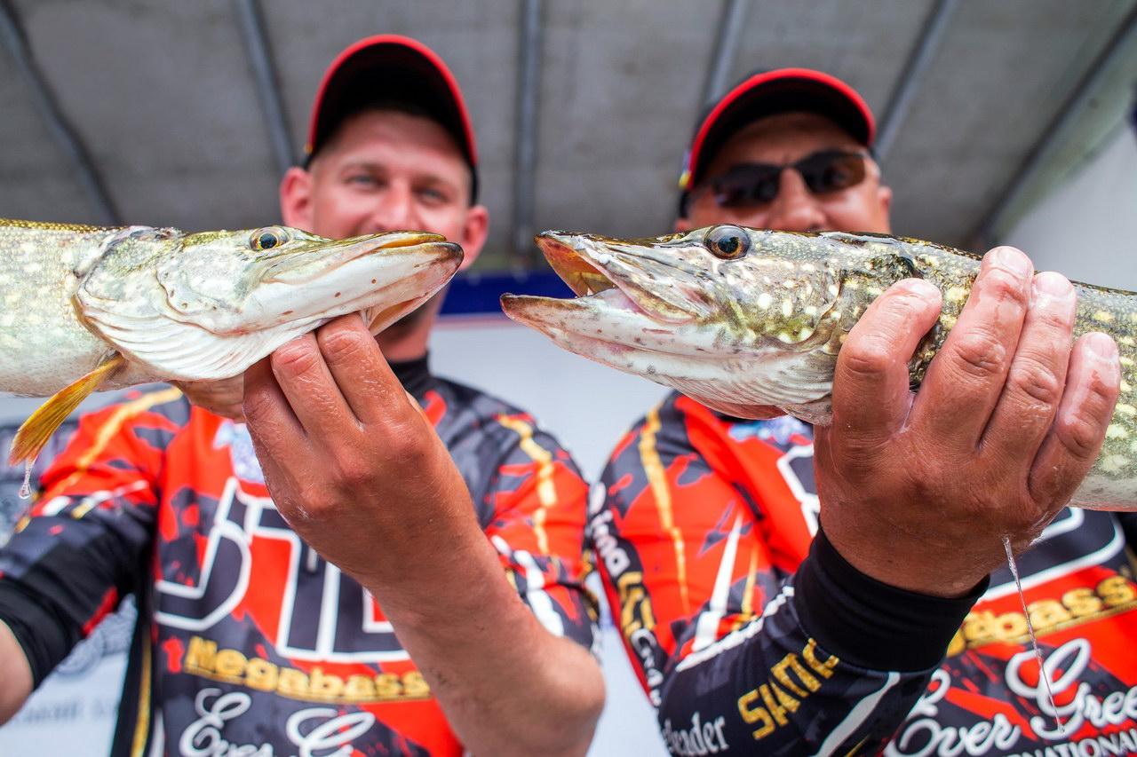 Рыболовный турнир
