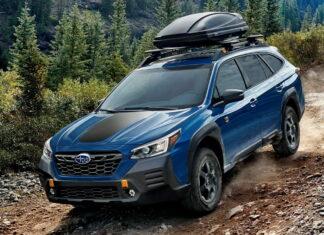 Subaru Outback Wilderness
