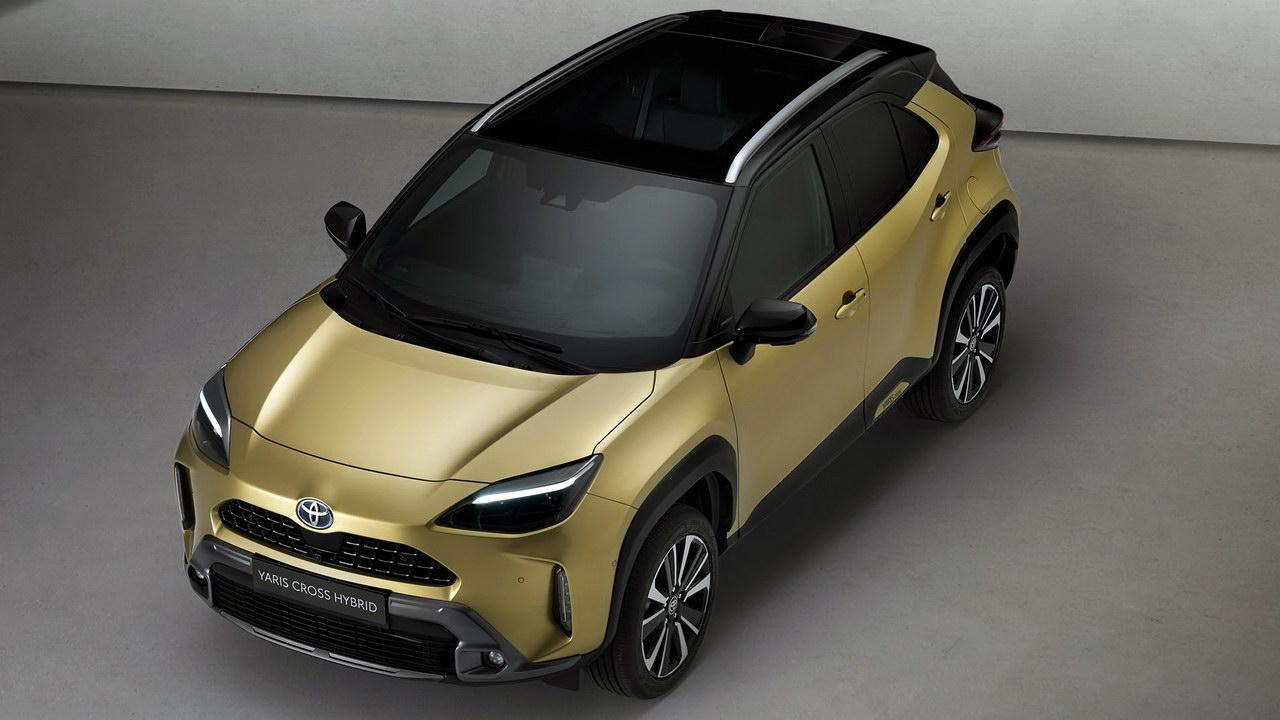 Toyota Yaris Cross Premiere