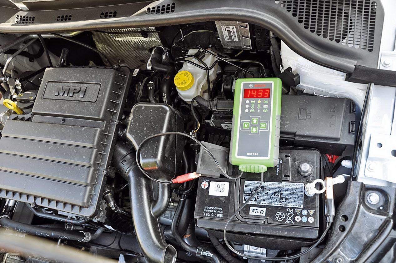VW Battery